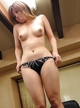 Hot Misaki Aiba enjoys in toying